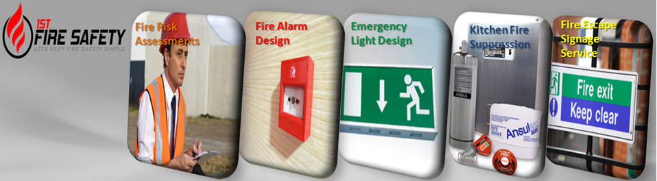 1st Fire Safety Ltd  - Helping businesses on a local and national basis call: 0121 6616464