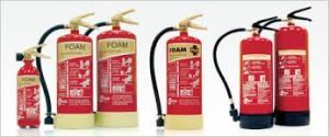 BS 5306 Serviced foam fire extinguishers